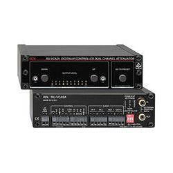 RDL RU-VCA2A 2- Channel Digitally Controlled Attenuator RU-VCA2A