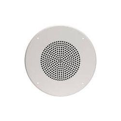 Quam-Nichols BR8VP Vandal-Resistant Round Baffle (White) BR8VP
