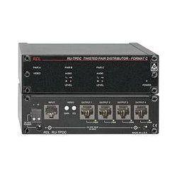 RDL  RU-TPDC Four Output Distributor RU-TPDC B&H Photo Video