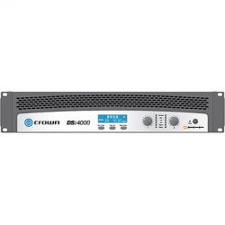 Crown Audio DSi-4000 2-Channel Solid-State Power DSI4000 B&H