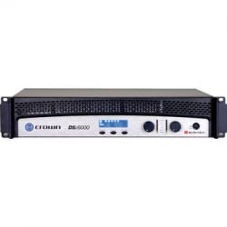 Crown Audio DSi-6000 2-Channel Solid-State Power DSI 6000 B&H