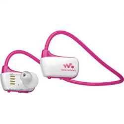 Sony 4GB W Series Walkman Sports MP3 Player (Pink) NWZW273SPN K