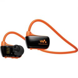 Sony 4GB W Series Walkman Sports MP3 Player (Orange) NWZW273SOR