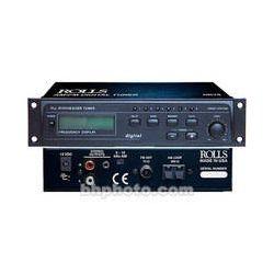 Rolls HR78 PLL Synthesized Digital AM/FM Tuner HR78 B&H Photo