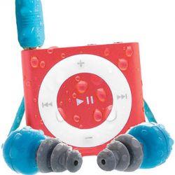 Waterfi Waterproofed iPod Shuffle Swim Kit with Short SW3-SR B&H