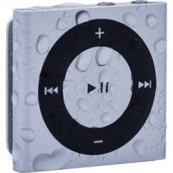 Waterfi Waterproofed iPod Shuffle (Silver) SH-2SI B&H Photo