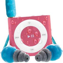 Waterfi Waterproofed iPod Shuffle Swim Kit with Short SW3-SPI