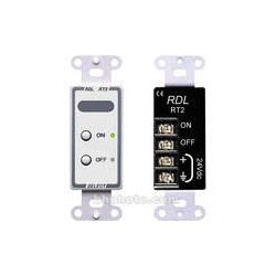 RDL  RT2 - On/Off Remote Control Selector D-RT2 B&H Photo Video