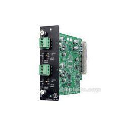 Toa Electronics D-922E - 2 x Mic/Line 20-Bit Input Module D-922E