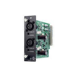 Toa Electronics D-921F - 2 x Mic/Line 24-Bit Input Module D-921F