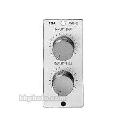 Toa Electronics WE-2 - 2-Module Port Expander for 900 WE-2 B&H