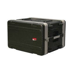 Gator Cases  GR6S Shallow Rack Case GR-6S B&H Photo Video