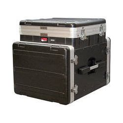 Gator Cases GRC-10X8PU Pop-Up Console Rack Case GRC-10X8 PU B&H