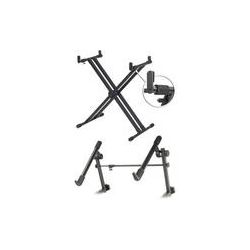 Yamaha YKA7500 Keyboard Stand with 2nd Tier Package YKAT7500 B&H