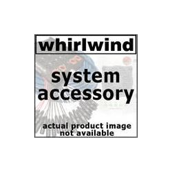 """Whirlwind TRS 1/4"""" Male to XLR Male Cable - 10' STM10 B&H"""
