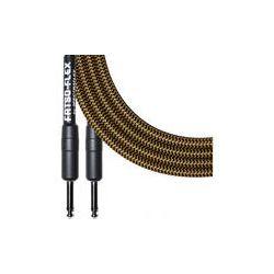 "SPECTRAFLEX Dual Straight 1/4"" Plugs Fatso Flex FF10-BR B&H"