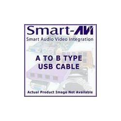 Smart-AVI  6' (1.8 m) USB A to B Cable CCUSBAB06 B&H Photo Video