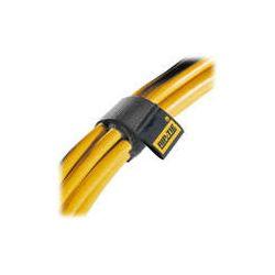 "Rip-Tie CableWrap 2 x 24"" (One Pack) (Black) E-24-1PK-BK"