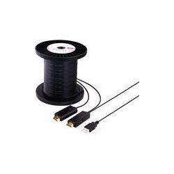 Tera Grand HDMI Fiber Optic Cable - 330' (Black) FHD-TE063 B&H
