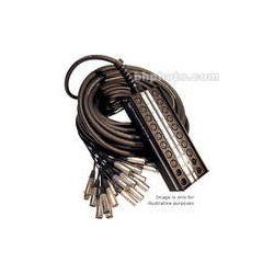 Pro Co Sound StageMaster Snake 28 Channel SMA2408FBQ-100 B&H