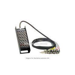 Pro Co Sound RoadMaster Snake 28 Channel Stagebox RM2404FBQ-100