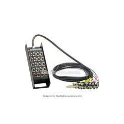 Pro Co Sound RoadMaster Snake 28 Channel Stagebox to RM2404FBX50