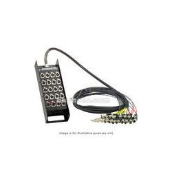 Pro Co Sound RoadMaster Snake 28 Channel Stagebox to RM2404FBQ50