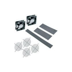 "Middle Atlantic DWR-FK17 Rack Fan Kit for DWR 17"" DWR-FK17"