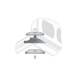 Middle Atlantic BGR-ISO-Z4 Seismic Floor Anchor Kit BGR-ISO-Z4