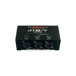 Galaxy Audio JIB/Y Jack In The Box Microphone Splitter JIB/Y B&H