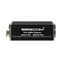 Sescom SES-XLR-ISO Inline XLR Line Matching SES-XLR-ISO B&H