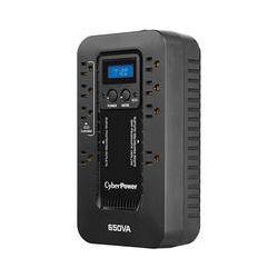 CyberPower EC650LCD Ecologic Series Uninterruptible EC650LCD B&H