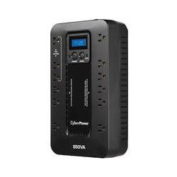CyberPower EC850LCD Ecologic Series Uninterruptible EC850LCD B&H
