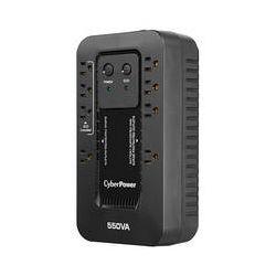 CyberPower EC550G Ecologic Series Uninterruptible Power EC550G