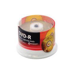 Microboards DVD-R, 4.7GB, 16x LightScribe Discs LS-DVD-R-50Y B&H