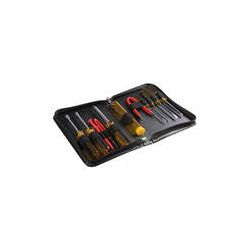 StarTech 11 Piece PC Computer Tool Kit with Carrying Case CTK200