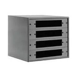 Dorrough 280-B4 Desktop Box Housing for Four Dorough 280 280-B4