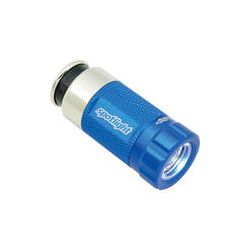 SpotLight Turbo Rechargeable LED Light (Lil Mule Blue) SPOT-8604