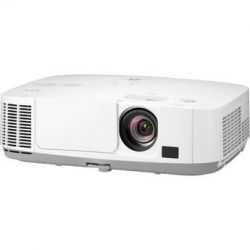 NEC NP-P451W 4500-Lumen Widescreen Multi-Region NP-P451W B&H