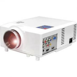 Pyle Pro PRJD904 VGA Widescreen LED Projector PRJD904 B&H Photo