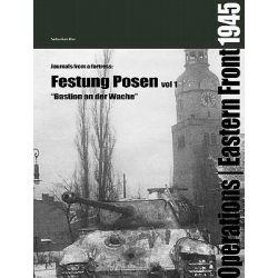 Festung Posen: Bastion an Der Wache, Journals from a Fortress by Fredrik Nilsson, 9789185657964.