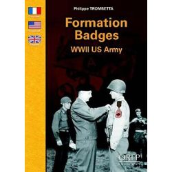 Formation Badges WWII US Army, Wwii Us Army by Michel Trombetta, 9782915762518.