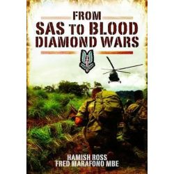 From SAS to Blood Diamond Wars by Hamish Ross, 9781848845114.