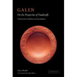 Galen, On the Properties of Foodstuffs by Galen, 9780521036207.