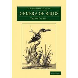 Genera of Birds by Thomas Pennant, 9781108067782.
