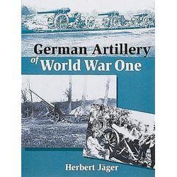 German Artillery of World War One by Herbert Jager, 9781861264039.
