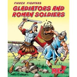 Gladiators and Roman Soldiers by Charlotte Guillain, 9781410937629.