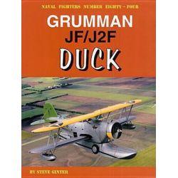 Grumman Jf/J2f Duck by Steve Ginter, 9780942612844.