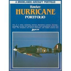 Hawker Hurricane Portfolio, Portfolio by R. M. Clarke, 9780948207921.