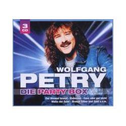 Musik: Die Party Box  von Wolfgang Petry